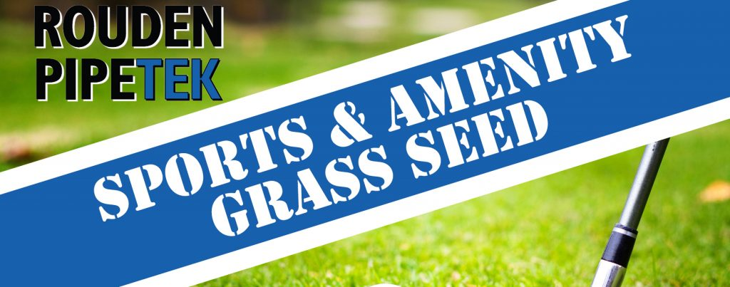 Game Over? Not with our Professional Sports Grass Seed!