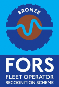 Proud to be FORS Certified!