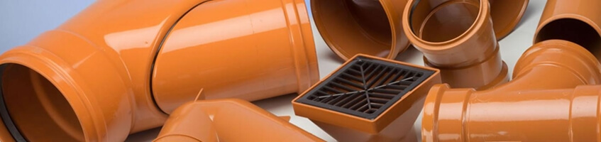 UNDERGROUND DRAINAGE PIPE SYSTEMS