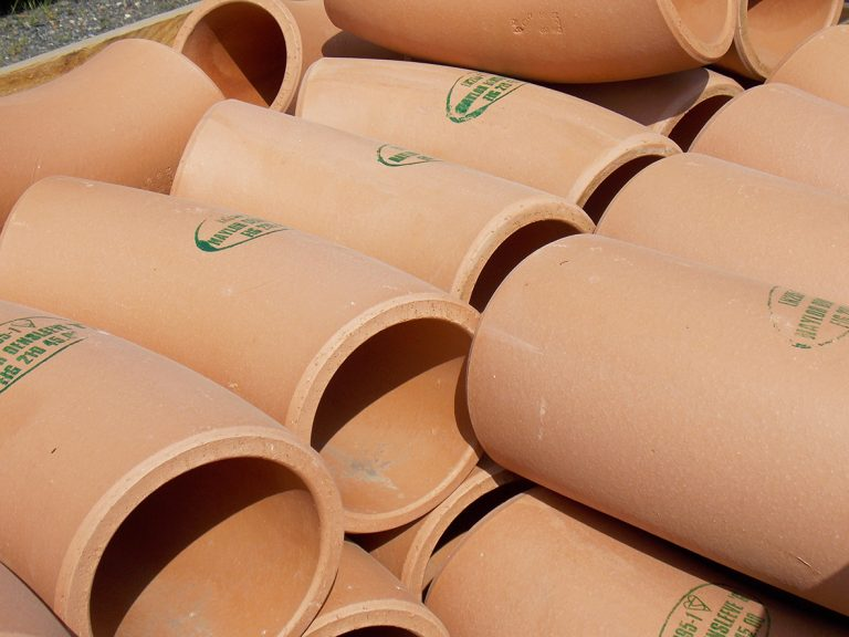 The Benefits of Clay Drainage Pipes
