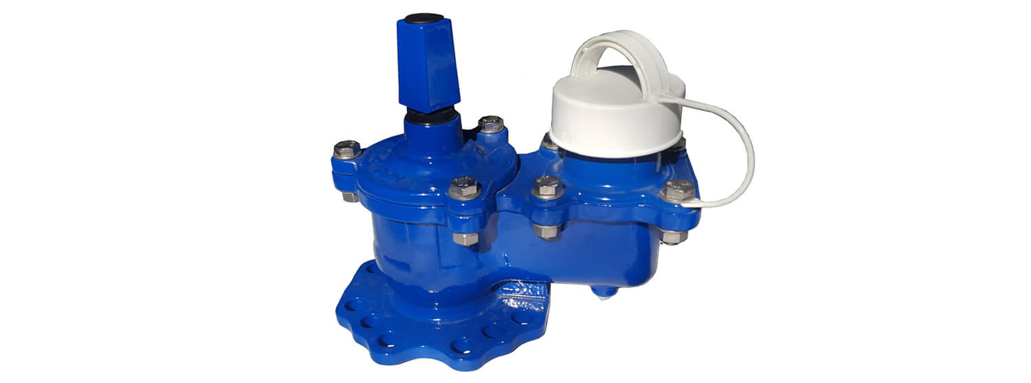 Hydrants, valves & transition couplings